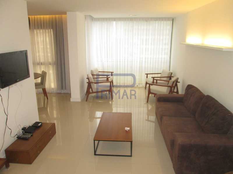 01 - Apartamento PARA ALUGAR, Barra da Tijuca, Rio de Janeiro, RJ - MEAP30032 - 1