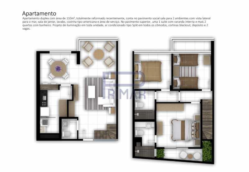 20 - Apartamento PARA ALUGAR, Barra da Tijuca, Rio de Janeiro, RJ - MEAP30032 - 22