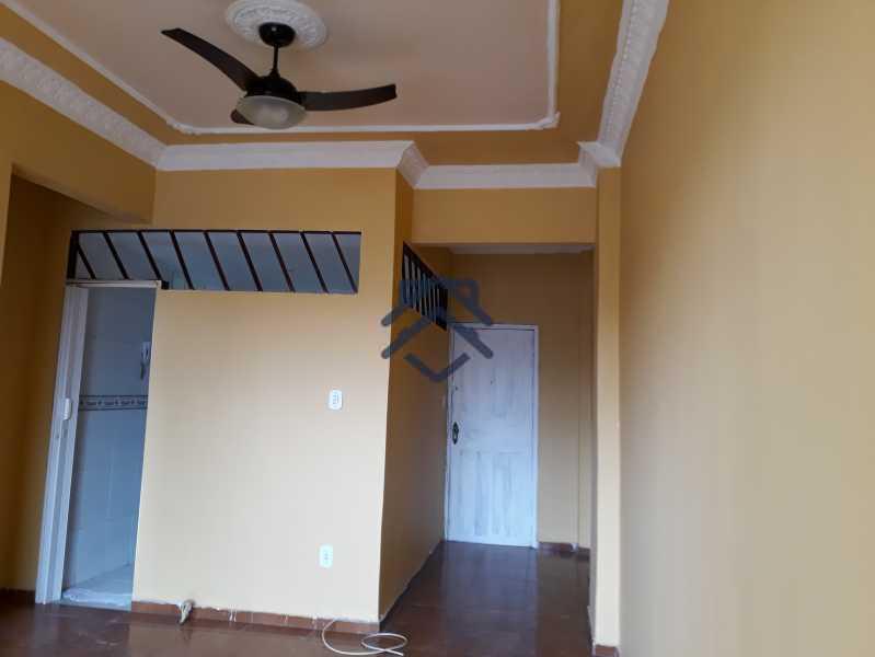 2 - Apartamento para alugar Rua Pedro de Carvalho,Méier, Méier e Adjacências,Rio de Janeiro - R$ 850 - 6621 - 3