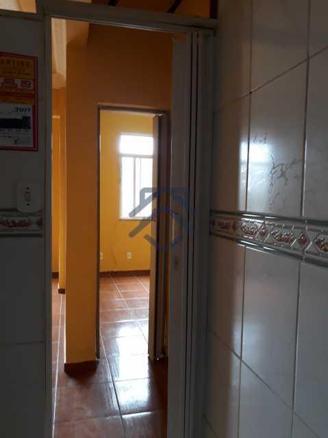 10 - Apartamento para alugar Rua Pedro de Carvalho,Méier, Méier e Adjacências,Rio de Janeiro - R$ 850 - 6621 - 11