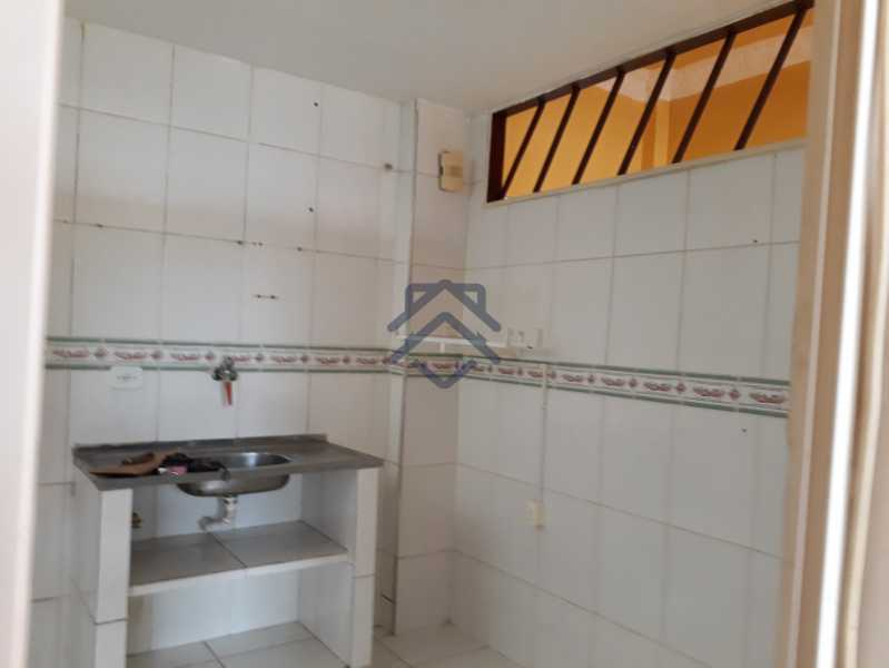 15 - Apartamento para alugar Rua Pedro de Carvalho,Méier, Méier e Adjacências,Rio de Janeiro - R$ 850 - 6621 - 16