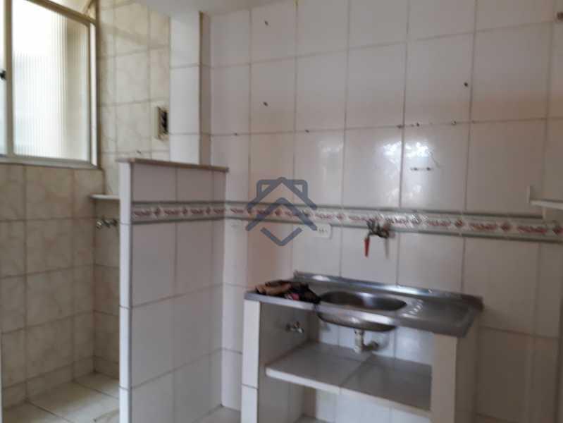 16 - Apartamento para alugar Rua Pedro de Carvalho,Méier, Méier e Adjacências,Rio de Janeiro - R$ 850 - 6621 - 17
