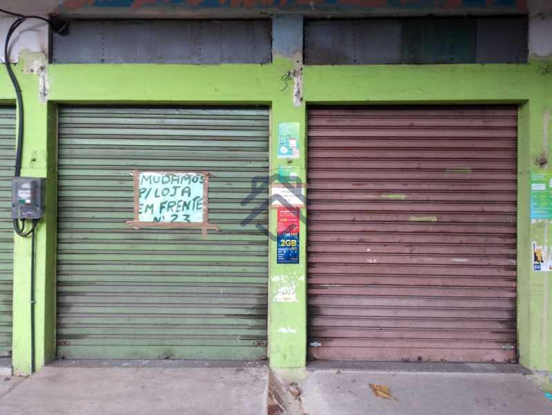 01 - Loja 42m² para alugar Rua Bricio Filho,Guadalupe, Rio de Janeiro - R$ 3.000 - 3735 - 1