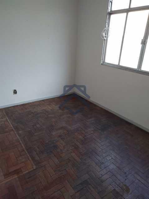 2 - Apartamento para alugar Rua José Félix,Riachuelo, Rio de Janeiro - R$ 900 - 6 - 3