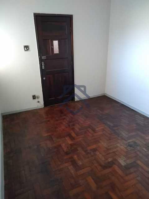 4 - Apartamento para alugar Rua José Félix,Riachuelo, Rio de Janeiro - R$ 900 - 6 - 5
