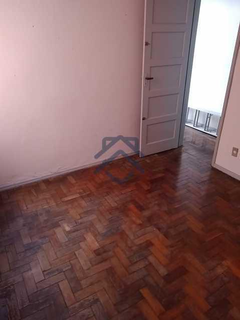 7 - Apartamento para alugar Rua José Félix,Riachuelo, Rio de Janeiro - R$ 900 - 6 - 8