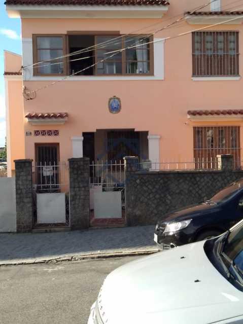 1 - Apartamento para alugar Rua José Félix,Riachuelo, Rio de Janeiro - R$ 900 - 6 - 1