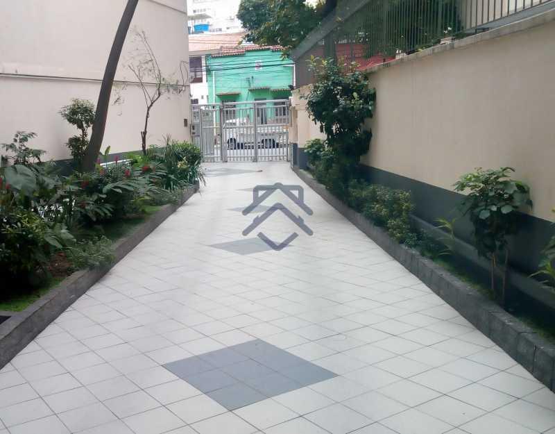 1 - Apartamento para alugar Rua Visconde de Itamarati,Maracanã, Rio de Janeiro - R$ 1.200 - 246 - 1