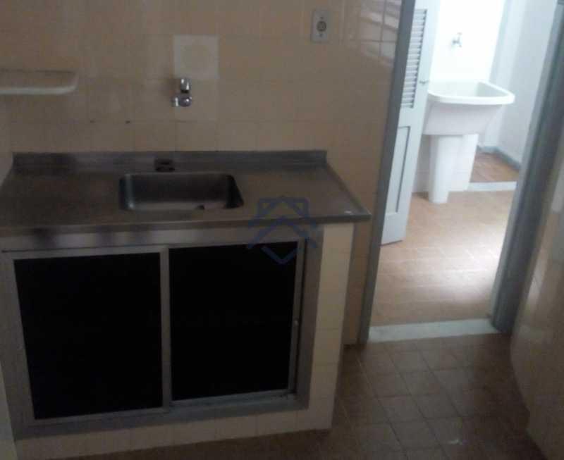 13 - Apartamento para alugar Rua Visconde de Itamarati,Maracanã, Rio de Janeiro - R$ 1.200 - 246 - 13