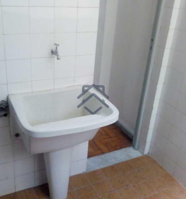 15 - Apartamento para alugar Rua Visconde de Itamarati,Maracanã, Rio de Janeiro - R$ 1.200 - 246 - 15