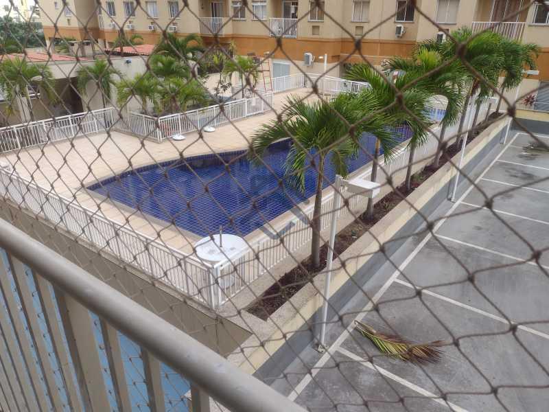 17 - Apartamento para venda e aluguel Rua Piauí,Todos os Santos, Méier e Adjacências,Rio de Janeiro - R$ 1.000 - 6739 - 18