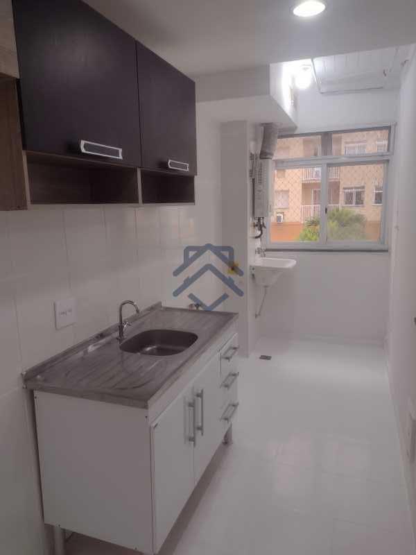 6 - Apartamento para venda e aluguel Rua Piauí,Todos os Santos, Méier e Adjacências,Rio de Janeiro - R$ 1.000 - 6739 - 7