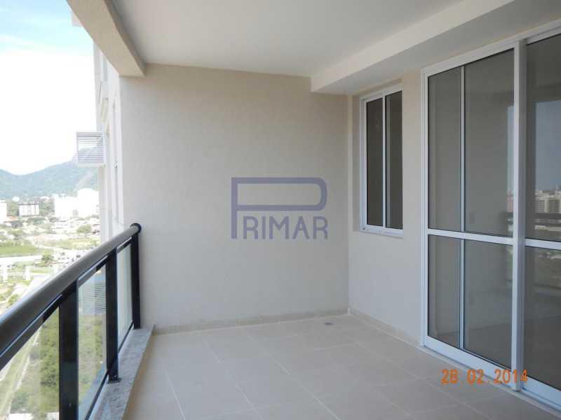 8 - Apartamento À Venda - Jacarepaguá - Rio de Janeiro - RJ - MEAP40003 - 9