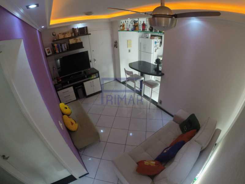 5 - Apartamento Rua Doutor Luiz Palmier,Barreto, Niterói, RJ À Venda, 2 Quartos, 43m² - MEAP20173 - 6