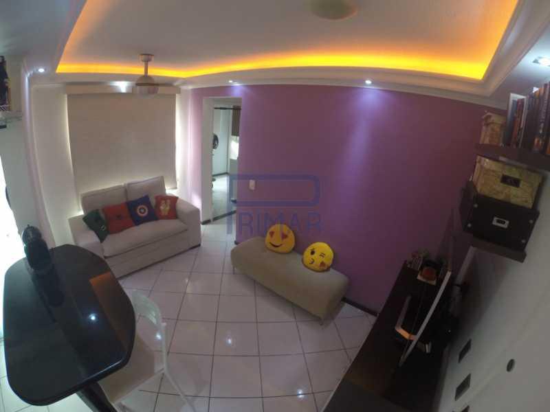 6 - Apartamento Rua Doutor Luiz Palmier,Barreto, Niterói, RJ À Venda, 2 Quartos, 43m² - MEAP20173 - 7