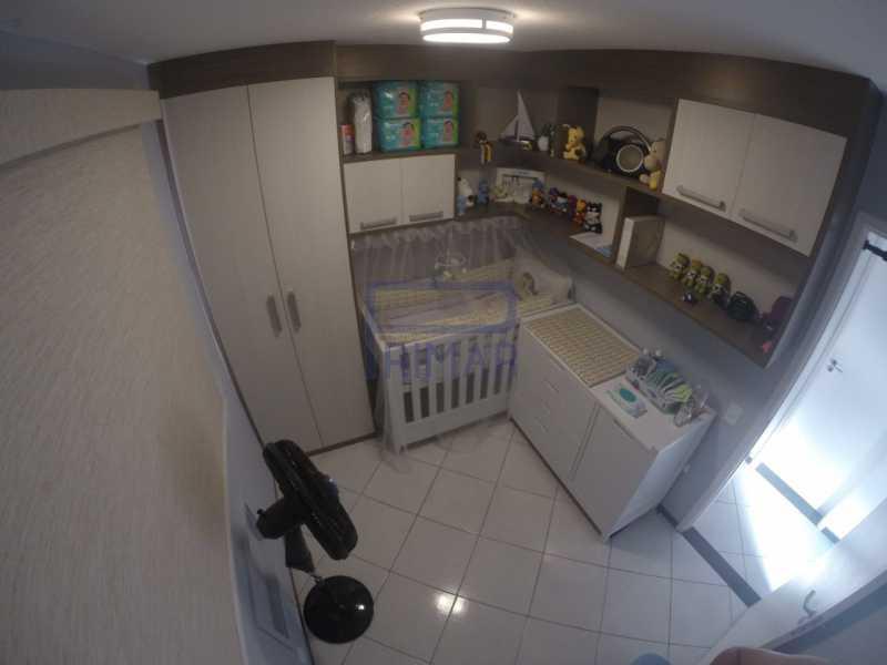 10 - Apartamento Rua Doutor Luiz Palmier,Barreto, Niterói, RJ À Venda, 2 Quartos, 43m² - MEAP20173 - 11