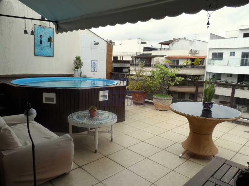 4,1 - Apartamento Para Venda e Aluguel - Recreio dos Bandeirantes - Rio de Janeiro - RJ - MECO3002 - 7
