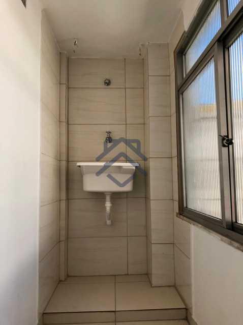 14 - Apartamento 1 quarto para alugar Méier, Méier e Adjacências,Rio de Janeiro - R$ 550 - 1228 - 15