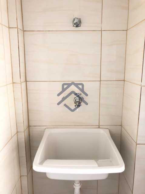 21 - Apartamento 1 quarto para alugar Méier, Méier e Adjacências,Rio de Janeiro - R$ 550 - 1228 - 22