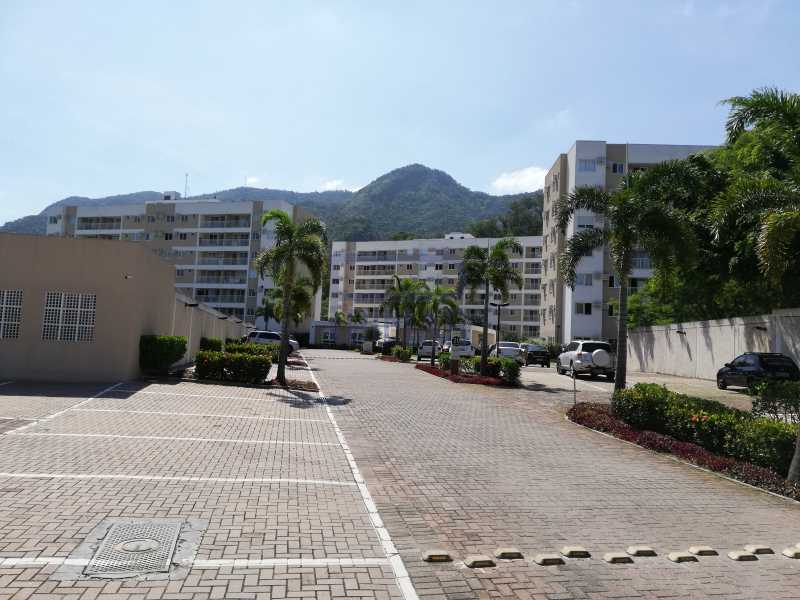 21 - Apartamento Estrada dos Bandeirantes,Curicica, Jacarepaguá,Rio de Janeiro, RJ À Venda, 2 Quartos, 68m² - MEAP30045 - 22