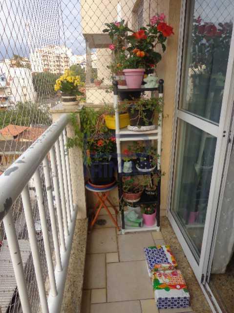 11 - Apartamento à venda Rua Monte Pascoal,Cachambi, Méier e Adjacências,Rio de Janeiro - R$ 360.000 - MEAP20174 - 16