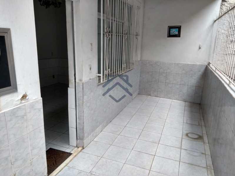 01 - Casa de Vila 2 quartos para alugar Cachambi, Méier e Adjacências,Rio de Janeiro - R$ 1.100 - 6847 - 3