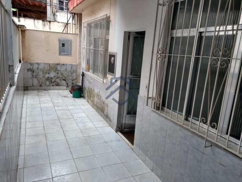 02 - Casa de Vila 2 quartos para alugar Cachambi, Méier e Adjacências,Rio de Janeiro - R$ 1.100 - 6847 - 1