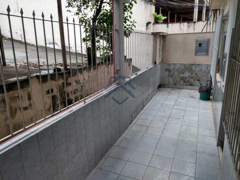 03 - Casa de Vila 2 quartos para alugar Cachambi, Méier e Adjacências,Rio de Janeiro - R$ 1.100 - 6847 - 4