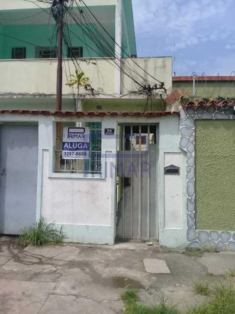 1 - Casa de Vila Para Alugar - Rocha Miranda - Rio de Janeiro - RJ - 1461 - 1