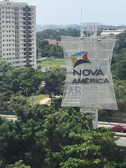 14 - Sala Comercial Para Alugar - Inhaúma - Rio de Janeiro - RJ - MESL00020 - 15