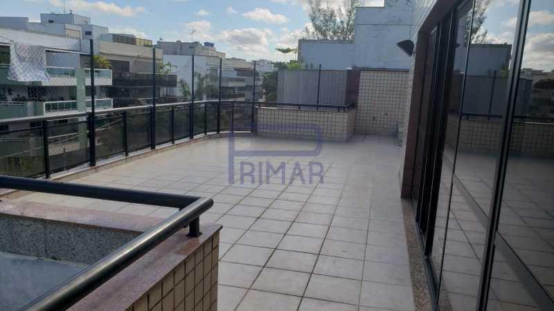 09 - Cobertura Para Alugar - Recreio dos Bandeirantes - Rio de Janeiro - RJ - MEAP30028 - 10