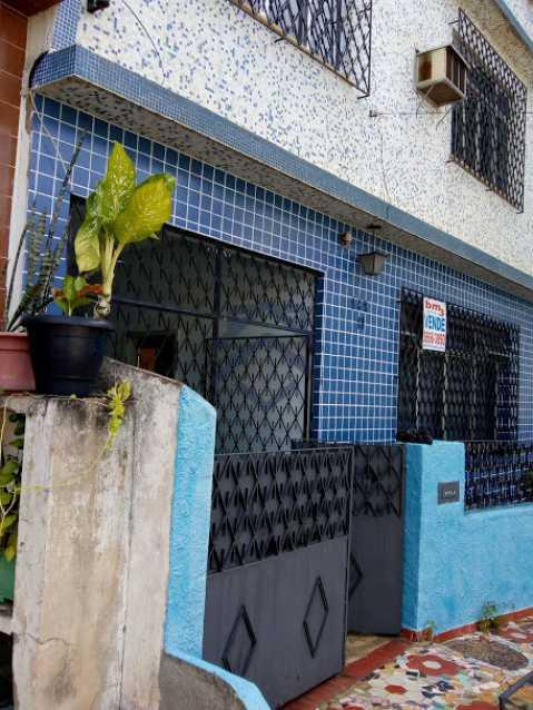 1 - Casa à venda Rua Penedo,Olaria, Penha e Adjacências,Rio de Janeiro - R$ 480.000 - MEAP30019 - 1