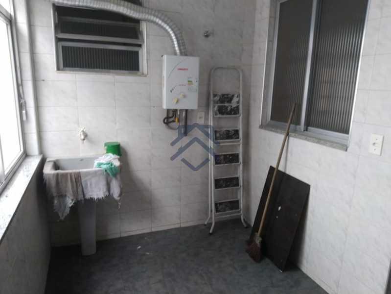 14 - Apartamento para alugar Rua Getúlio,Todos os Santos, Méier e Adjacências,Rio de Janeiro - R$ 1.100 - MEAP20066 - 14