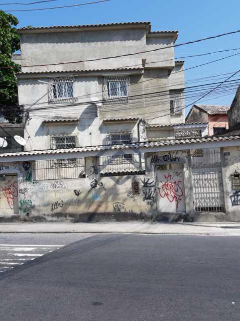 1 - Apartamento 1 quarto para alugar Méier, Méier e Adjacências,Rio de Janeiro - R$ 650 - 1870 - 1