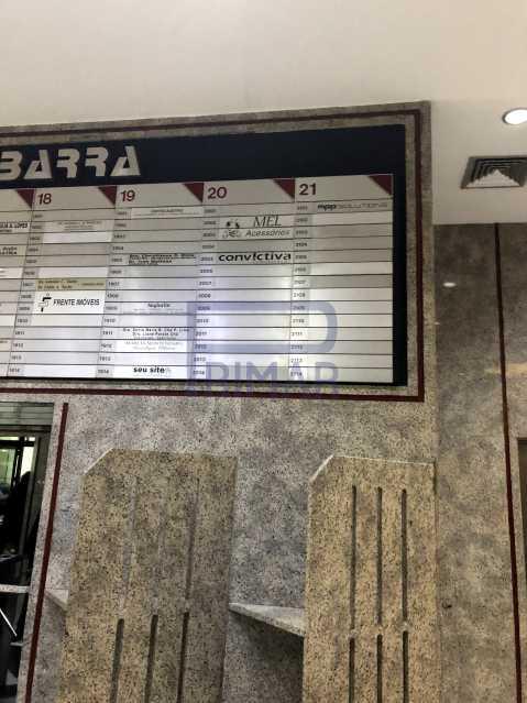 20 - Sala Comercial Rua Gildásio Amado,Barra da Tijuca, Barra e Adjacências,Rio de Janeiro, RJ À Venda, 29m² - MESL00010 - 20