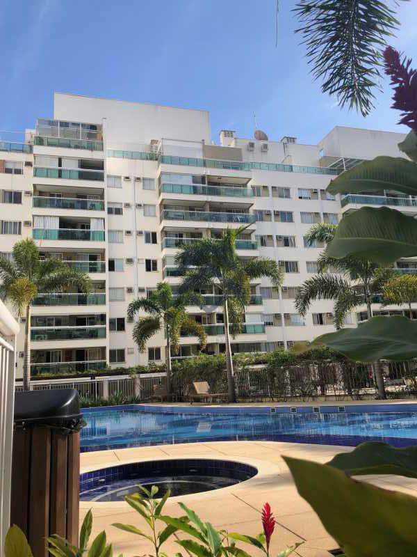 1 - Apartamento à venda Rua Retiro dos Artistas,Pechincha, Jacarepaguá,Rio de Janeiro - R$ 315.000 - MEAP20197 - 1