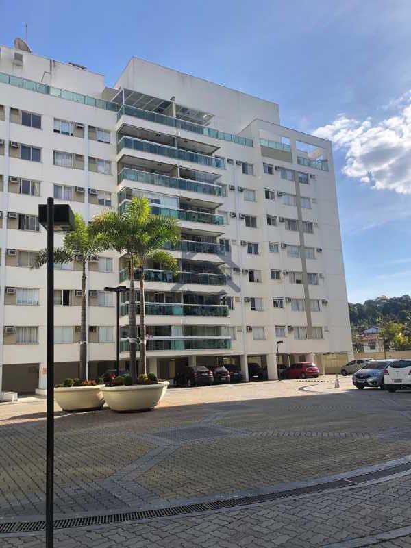 21 - Apartamento à venda Rua Retiro dos Artistas,Pechincha, Jacarepaguá,Rio de Janeiro - R$ 315.000 - MEAP20197 - 22