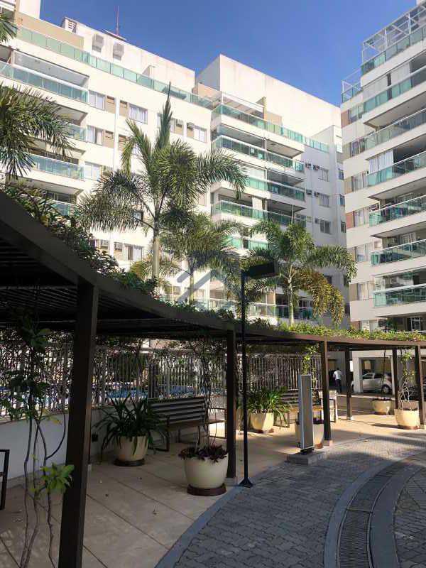 22 - Apartamento à venda Rua Retiro dos Artistas,Pechincha, Jacarepaguá,Rio de Janeiro - R$ 315.000 - MEAP20197 - 23
