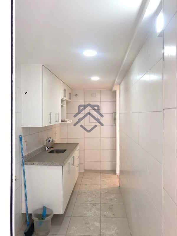 8 - Apartamento à venda Rua Retiro dos Artistas,Pechincha, Jacarepaguá,Rio de Janeiro - R$ 315.000 - MEAP20197 - 9