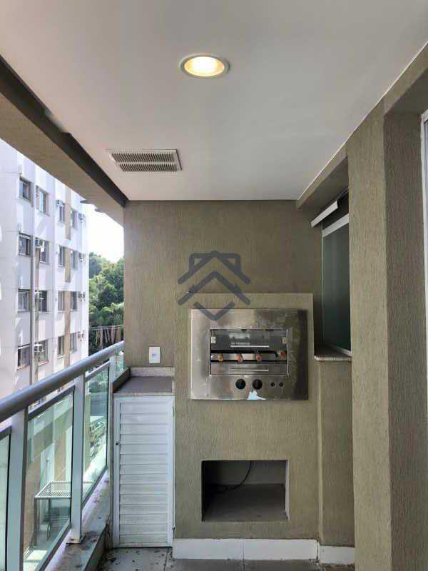 5 - Apartamento à venda Rua Retiro dos Artistas,Pechincha, Jacarepaguá,Rio de Janeiro - R$ 315.000 - MEAP20197 - 6
