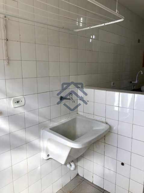 15 - Apartamento para alugar Rua Mapurari,Engenho de Dentro, Méier e Adjacências,Rio de Janeiro - R$ 500 - 227 - 16