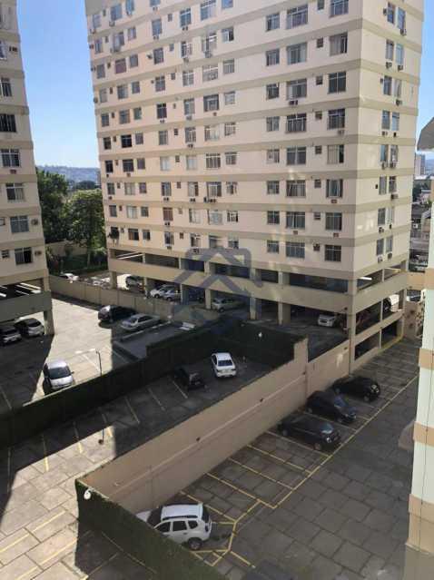 22 - Apartamento para alugar Rua Mapurari,Engenho de Dentro, Méier e Adjacências,Rio de Janeiro - R$ 500 - 227 - 23