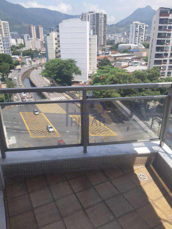 5 - Apartamento à venda Rua Conselheiro Olegário,Maracanã, Rio de Janeiro - R$ 650.000 - MEAP30055 - 6
