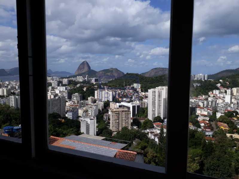 01 - VISTA 2 - Apartamento à venda Rua Doutor Júlio Otoni,Santa Teresa, Rio de Janeiro - R$ 750.000 - MEAP30056 - 1