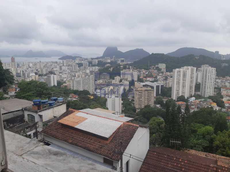 01 - VISTA - Apartamento À Venda - Santa Teresa - Rio de Janeiro - RJ - MEAP30056 - 3
