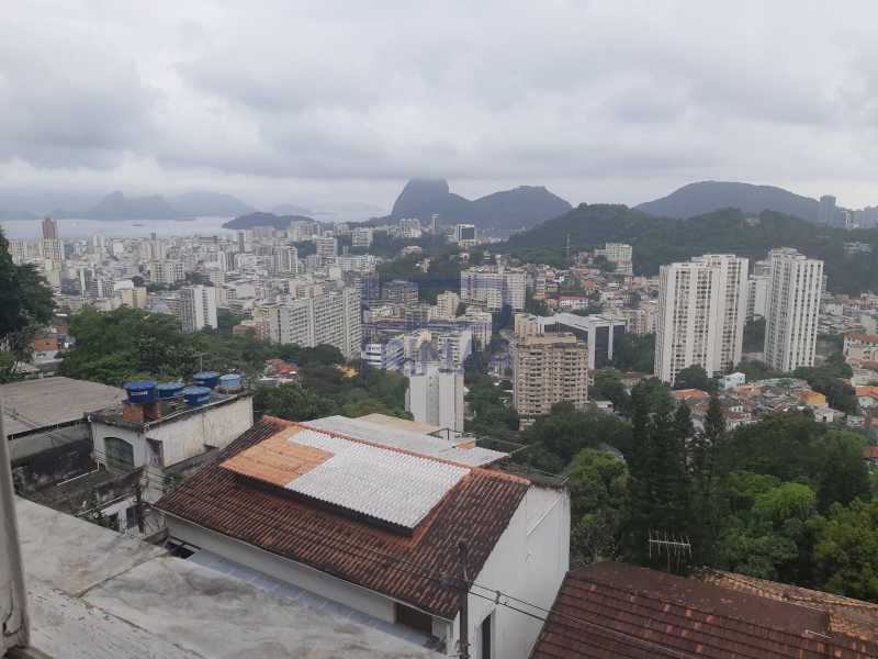 01 - VISTA - Apartamento à venda Rua Doutor Júlio Otoni,Santa Teresa, Rio de Janeiro - R$ 750.000 - MEAP30056 - 3
