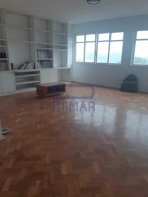 03 - SALA - Apartamento À Venda - Santa Teresa - Rio de Janeiro - RJ - MEAP30056 - 5