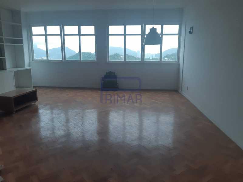 04 - SALA - Apartamento À Venda - Santa Teresa - Rio de Janeiro - RJ - MEAP30056 - 6