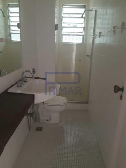 19 - BANHEIRO SOCIAL 1 - Apartamento À Venda - Santa Teresa - Rio de Janeiro - RJ - MEAP30056 - 20
