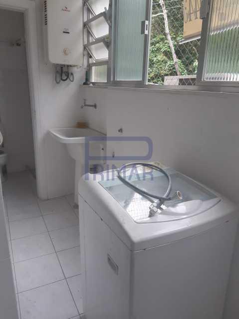 29 - ÁREA DE SERVIÇO - Apartamento à venda Rua Doutor Júlio Otoni,Santa Teresa, Rio de Janeiro - R$ 750.000 - MEAP30056 - 30